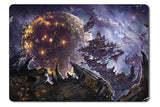 Mouse pad  Game Transformers War For Cybertron 01- 21.5 X 27 X 0.3cm