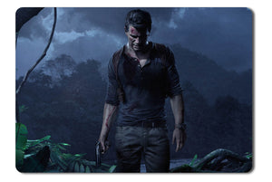 Mouse pad  Game Uncharted 4 A Thiefs End 01- 21.5 X 27 X 0.3cm