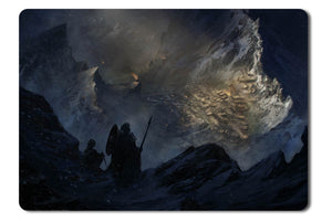 Mouse pad  Game Vikings Wolves Of Migard 01- 21.5 X 27 X 0.3cm