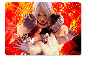 Mouse pad  Game Virtua Fighter 5 Final Showdown 01- 21.5 X 27 X 0.3cm