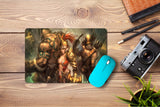 Mouse pad  Game Warrior Epic 01- 21.5 X 27 X 0.3cm