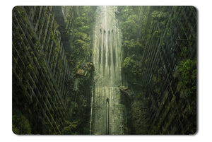 Mouse pad  Game Wasteland 2 01- 21.5 X 27 X 0.3cm