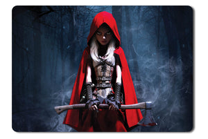Mouse pad  Game Woolfe The Redhood Diaries 01- 21.5 X 27 X 0.3cm