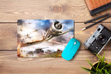 Mouse pad  Game World Of Warplanes 04- 21.5 X 27 X 0.3cm