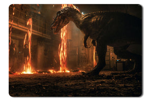 Mouse Pad Jurassic World Fallen Kingdomdinosaur - 21.5 x 27 x 0.3cm