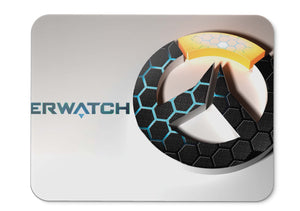 Mouse Pad Overwatch Logo Pc Ps Xbox  - 21.5 X 27 X 0.3cm
