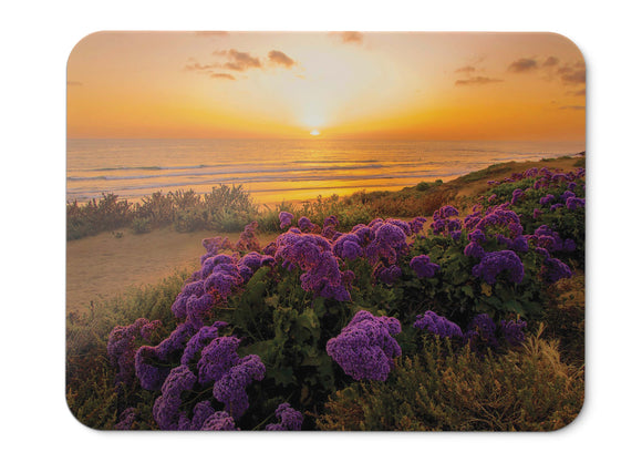 Mouse Pad Pacific Ocean Beach Hd  - 21.5 X 27 X 0.3cm