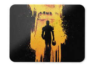 Mouse Pad Pacific Rim Uprising Action Adventure Sci Fi  Hd - 21.5 X 27 X 0.3cm