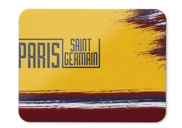 Mouse Pad Paris Saint Germain Fc Football Club - 21.5 X 27 X 0.3cm
