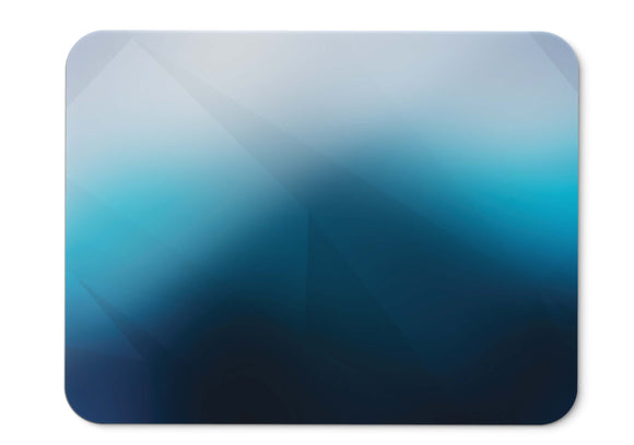Mouse Pad Pattern Turquoise Teal Blue Hd  - 21.5 X 27 X 0.3cm