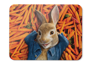 Mouse Pad Peter Rabbit Animation Adventure Comedy  Hd - 21.5 X 27 X 0.3cm