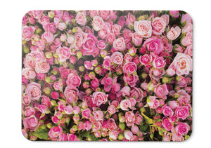 Mouse Pad Pink Roses - 21.5 X 27 X 0.3cm