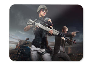Mouse Pad Playerunknown  S Battlegrounds Playerunknowns Battlegrounds  Xbox One Pc - 21.5 X 27 X 0.3cm