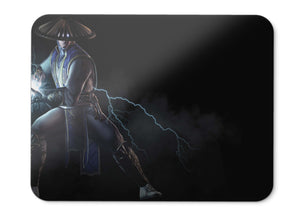Mouse Pad Raiden Mortal Kombat X Pc Games Xbox One Ps  - 21.5 X 27 X 0.3cm