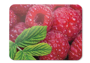 Mouse Pad Raspberry Fruits Leaf Raspberries - 21.5 X 27 X 0.3cm
