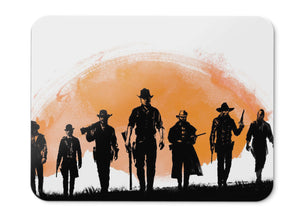 Mouse Pad Red Dead Redemption  Playstation  Xbox One - 21.5 X 27 X 0.3cm