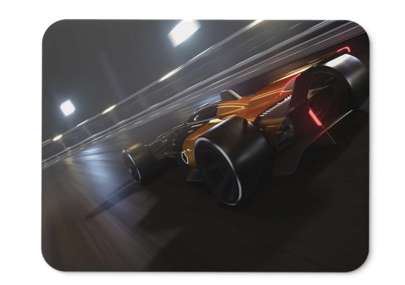 Mouse Pad Renault R S  Vision Concept Cars Renault Sport Racing  001 - 21.5 X 27 X 0.3cm