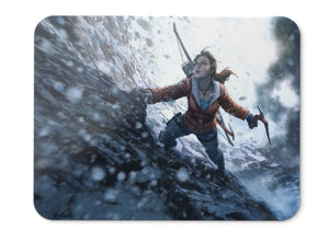 Mouse Pad Rise Of The Tomb Raider  Year Celebration Limited Edition  - 21.5 X 27 X 0.3cm
