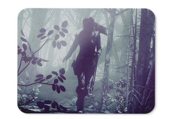 Mouse Pad Rise Of The Tomb Raider Lara Croft - 21.5 X 27 X 0.3cm