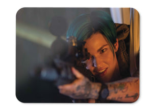 Mouse Pad Ruby Rose Xxx Return Of Xander Cage Hd - 21.5 X 27 X 0.3cm