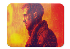 Mouse Pad Ryan Gosling Officerblade Runner  Hd   - 21.5 X 27 X 0.3cm