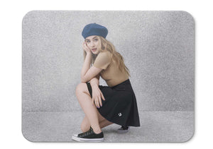 Mouse Pad Sabrina Carpenter  Photoshoot - 21.5 X 27 X 0.3cm