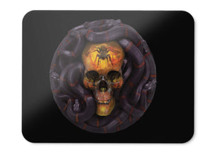 Mouse Pad Sin Skull Deadly Hd  - 21.5 X 27 X 0.3cm