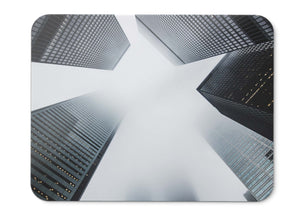 Mouse Pad Skyscrapers Hd - 21.5 X 27 X 0.3cm