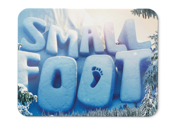 Mouse Pad Smallfoot Animation  Hd  - 21.5 X 27 X 0.3cm