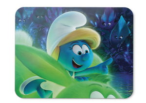 Mouse Pad Smurfs The Lost Village Smurfette Animation - 21.5 X 27 X 0.3cm