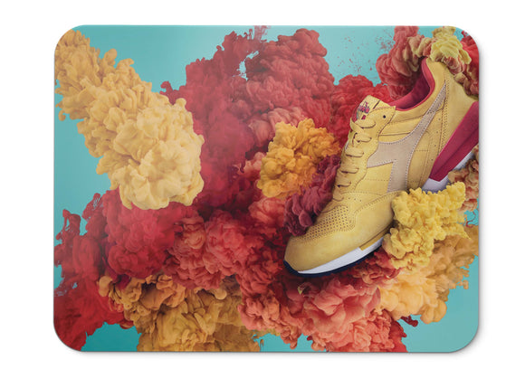 Mouse Pad Sneakers Colorful - 21.5 X 27 X 0.3cm