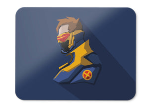 Mouse Pad Soldier  Overwatch Minimal 002 - 21.5 X 27 X 0.3cm
