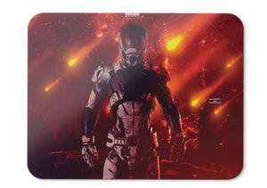 Mouse Pad Soldier Mass Effect Andromeda  - 21.5 X 27 X 0.3cm
