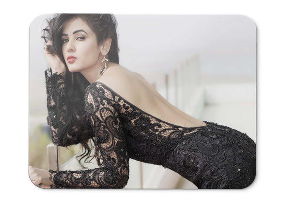 Mouse Pad Sonal Chauhan Bollywood Actress Hd - 21.5 X 27 X 0.3cm