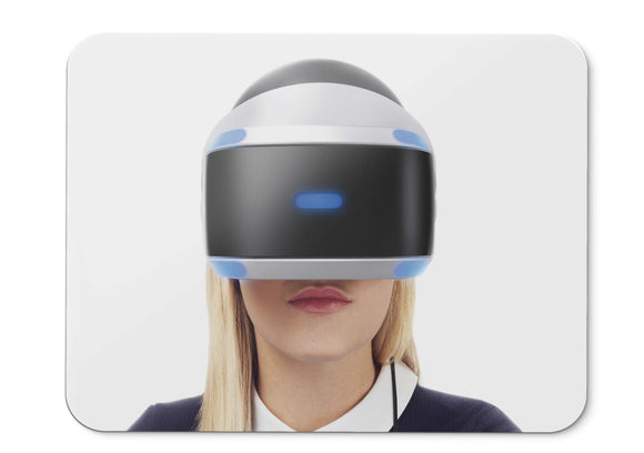 Mouse Pad Sony Playstation Vr Virtual Reality  - 21.5 X 27 X 0.3cm