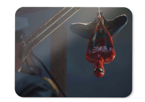 Mouse Pad Spider Man Playstation  - 21.5 X 27 X 0.3cm