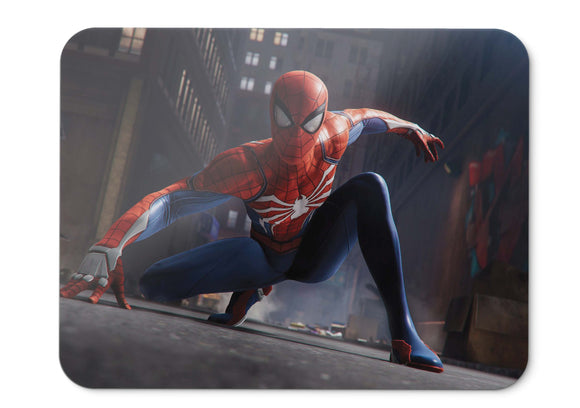 Mouse Pad Spider Man Playstation  001 - 21.5 X 27 X 0.3cm
