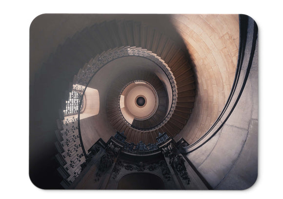 Mouse Pad Staircase Cathedral Tower Spiral - 21.5 X 27 X 0.3cm