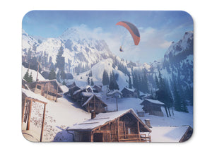 Mouse Pad Steep Ubisoft  Games Pc Xbox Ps  - 21.5 X 27 X 0.3cm
