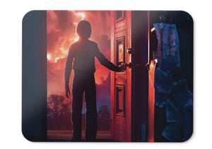 Mouse Pad Stranger Things Noah Schnapp Will Byers - 21.5 X 27 X 0.3cm