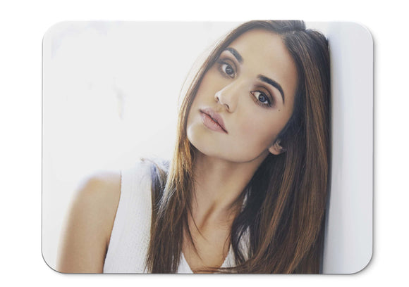 Mouse Pad Summer Bishil American Actress 4K - 21.5 X 27 X 0.3cm