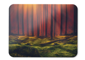 Mouse Pad Sunny Forest - 21.5 X 27 X 0.3cm