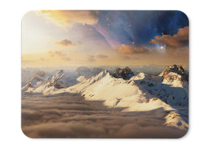 Mouse Pad Swiss Alps Mountains Switzerland Landscape Hd  - 21.5 X 27 X 0.3cm