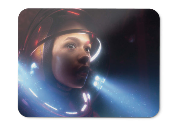 Mouse Pad Taylor Russell Judy Lost In Space - 21.5 X 27 X 0.3cm