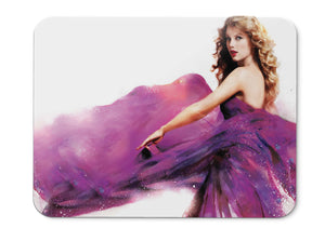 Mouse Pad Taylor Swift Speak Now - 21.5 X 27 X 0.3cm