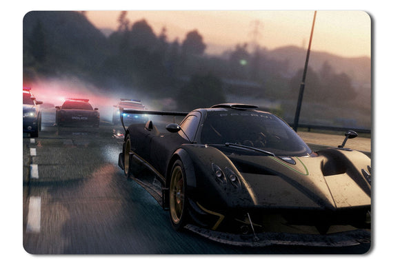 Mouse Pad Pagani Zonda R Chased In Need For Speed Most Wanted - 21.5 X 27 X 0.3cm