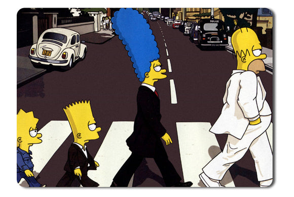 Mouse Pad The Simpsons The Godfather - 21.5 X 27 X 0.3cm