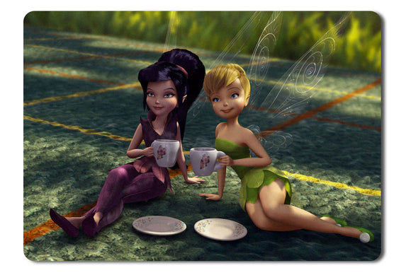 Mouse Pad Tinker Bell And The Great Fairy Rescue - 21.5 X 27 X 0.3cm