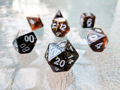 Brown Dice