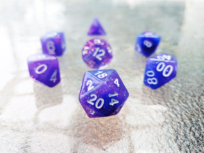 Purple Dice